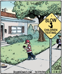 slow-children-texting
