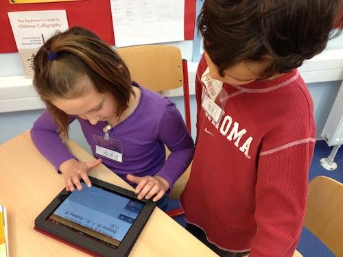 Grade 2 iPad program
