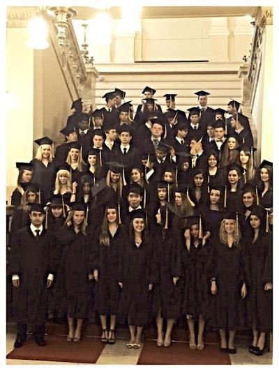 ISP Graduating Class 2014