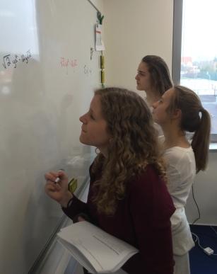 Grace and friends problem solving